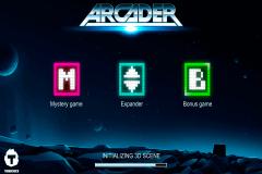 arcader thunderkick spelautomat