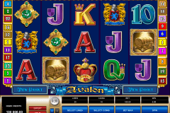 avalon microgaming spelautomat