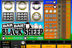 barbarblack sheep microgaming spelautomat