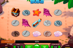beach netent spelautomat