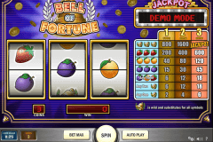 bell of fortune playn go spelautomat