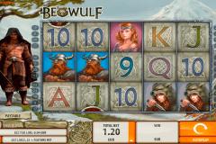 beowulf quickspin spelautomat