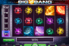 big bang netent spelautomat