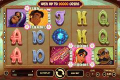 bollywood story netent spelautomat