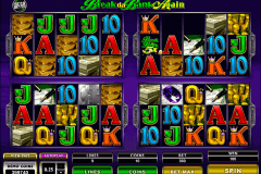 break da bank again megaspin microgaming spelautomat