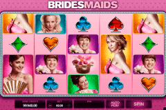 bridesmaids microgaming spelautomat