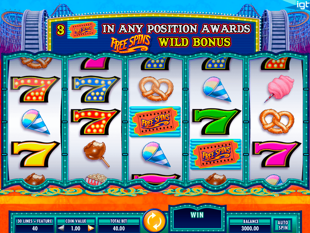 cash coaster igt spelautomat