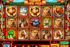 chinese new year playn go spelautomat