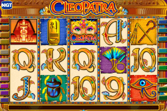 cleopatra igt spelautomat