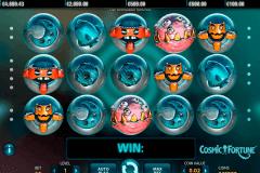 cosmic fortune netent spelautomat