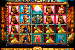 crown of egypt igt spelautomat