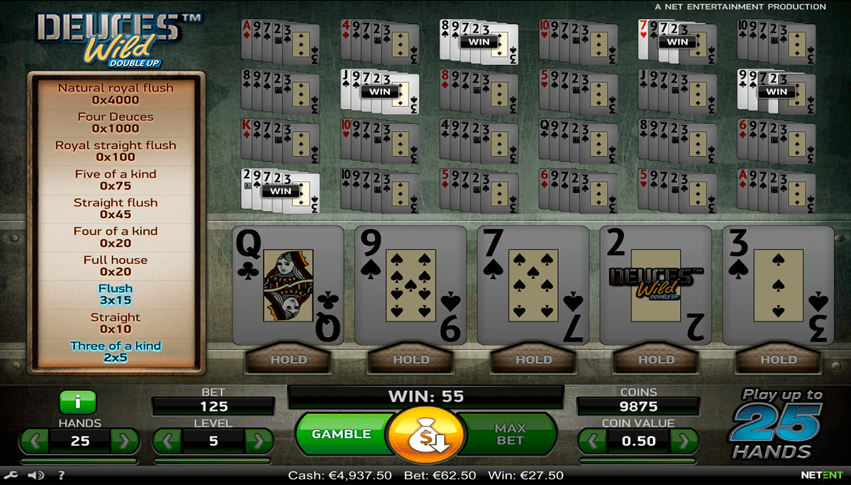 Spela 10s or Better Videopoker Online på Casino.com Sverige