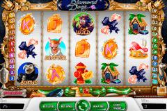diamond dogs netent spelautomat