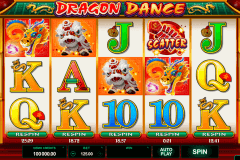 dragon dance microgaming spelautomat