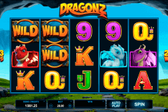 dragonz microgaming spelautomat