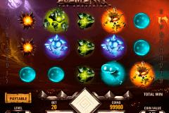 elements netent spelautomat