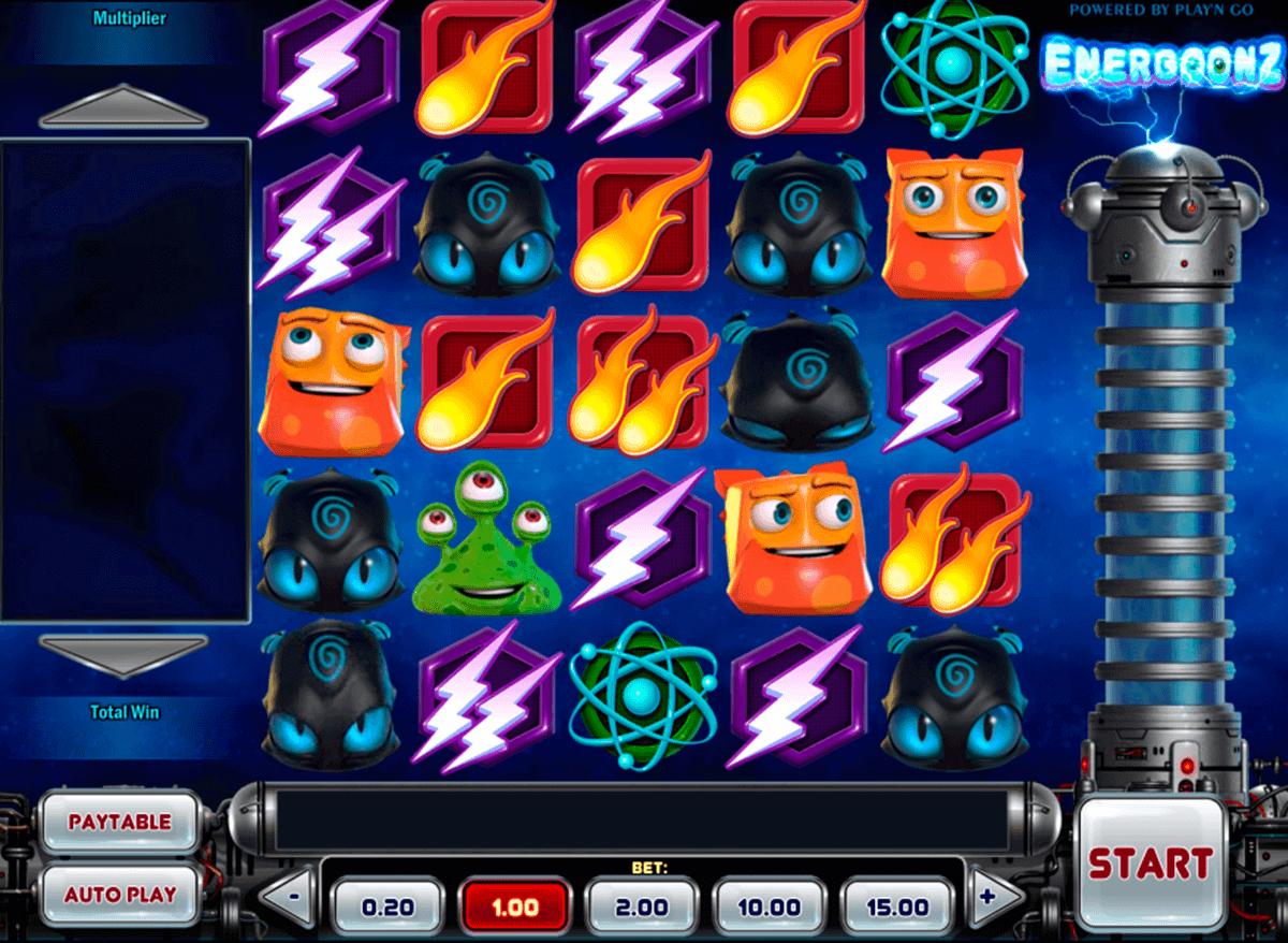energoonz playn go spelautomat