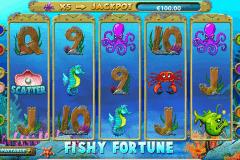 fishy fortune netent spelautomat