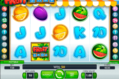 fruit shop netent spelautomat