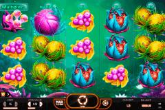 fruitoids yggdrasil spelautomat