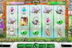 geisha wonders netent spelautomat