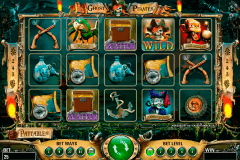 ghost pirates netent spelautomat