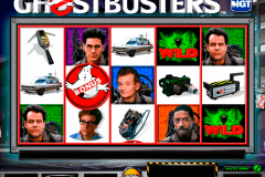 ghostbusters igt spelautomat