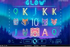 glow netent spelautomat