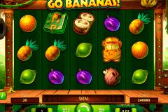 go bananas netent spelautomat