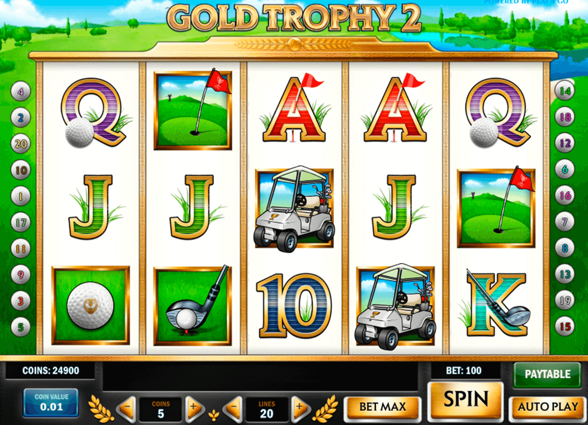 Spiele Gold Trophy 2 - Video Slots Online