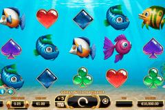 golden fishtank yggdrasil spelautomat