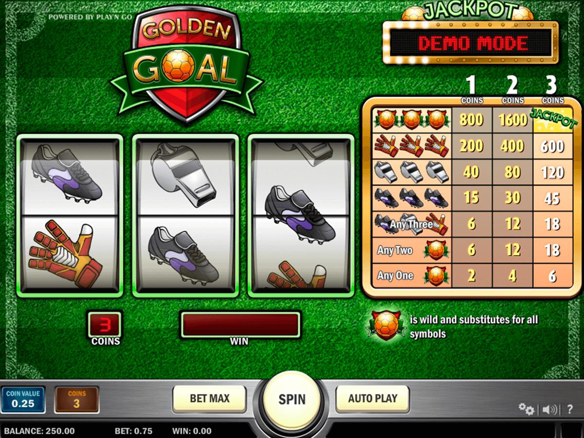 golden goal playn go spelautomat