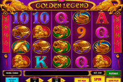 golden legend playn go spelautomat