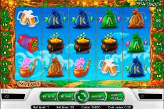 golden shamrock netent spelautomat
