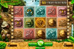 gonzos quest netent spelautomat