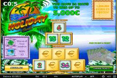 holiday cash yggdrasil skraplott online
