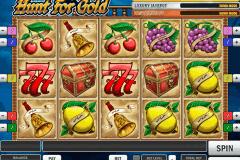 hunt for gold playn go spelautomat