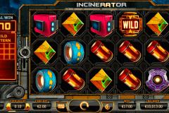 incinerator yggdrasil spelautomat