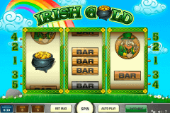 irish gold playn go spelautomat