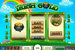 irish gold playn go spelautomat