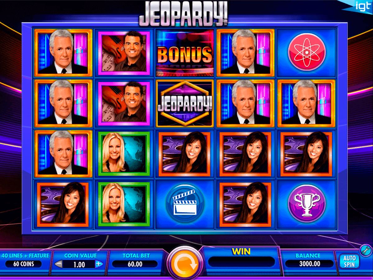 jeopardy igt spelautomat