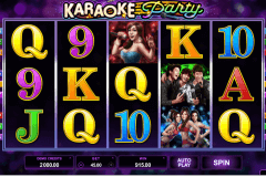 karaoke party microgaming spelautomat