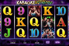 karaoke party microgaming spelautomat