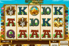 leprechaun goes egypt playn go spelautomat