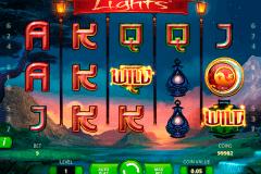 lights netent spelautomat