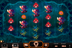 magic mushrooms yggdrasil spelautomat