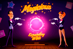 magicious thunderkick spelautomat