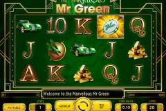 marvellous mr green netent spelautomat
