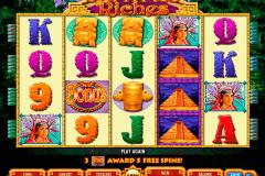 mayan riches igt spelautomat