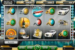 mega fortune netent spelautomat